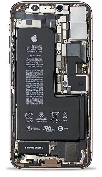 iphone x spate