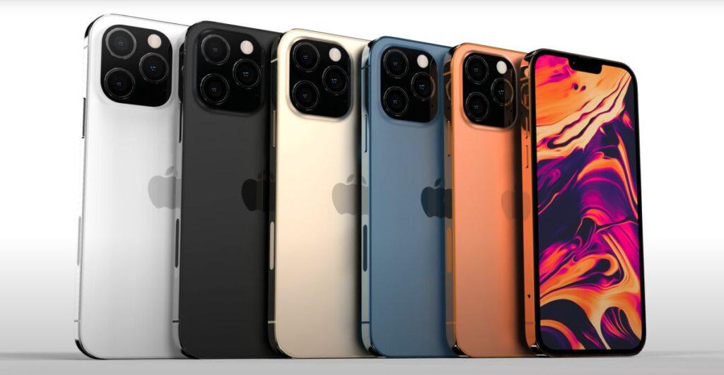 Tot ce știm până acum despre iPhone 13